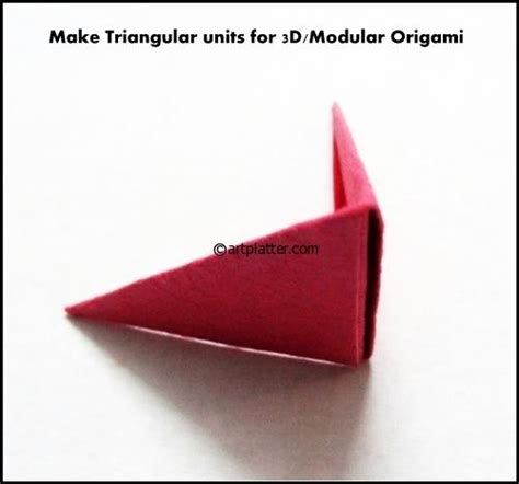 Modular Origami Units - 17 best images about origami 3d on quilling