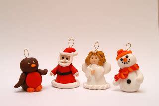 lynne s blog fimo christmas tree decorations