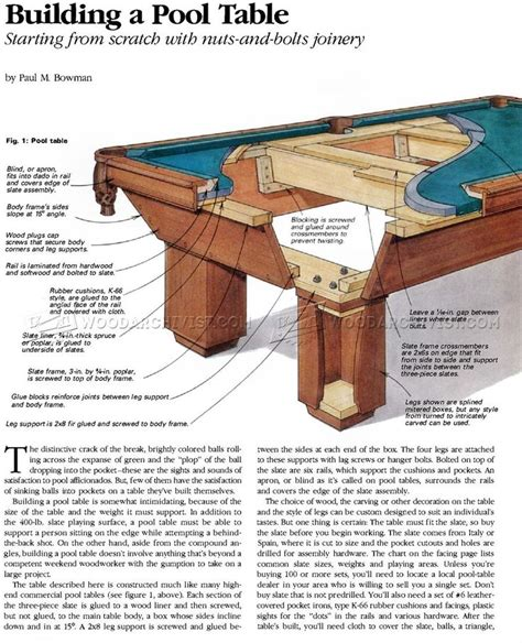 pool table design plans 25 best ideas about woodworking plans on