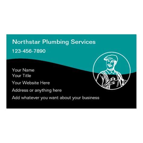 plumbing business card templates plumbing business card templates bizcardstudio