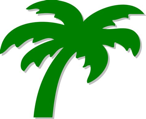 palm tree svg file palm tree symbol svg wikimedia commons