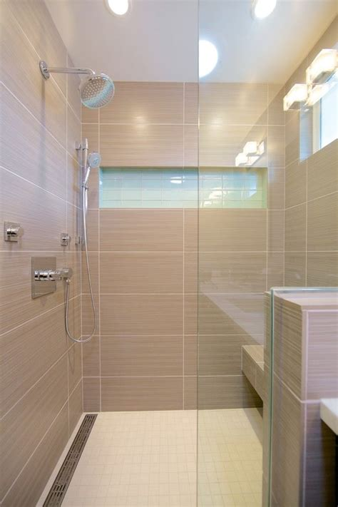 linen tile bathroom home design