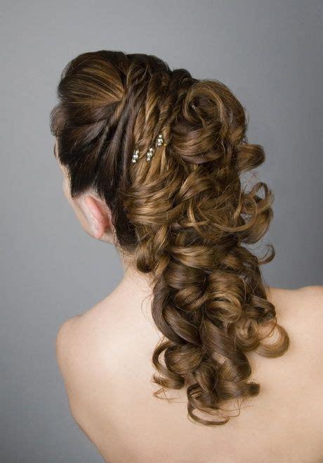 fotos de vestidos de novia y peinados 17 mejores ideas sobre peinados de fiesta semirecogidos en