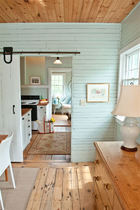 Home Style: Painted Wood Walls ? Heather Zerah Interiors