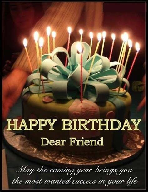 Happy Birthday Dear Quotes Happy Birthday Dear Friend Pictures Photos And Images