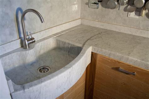 lavandino cucina marmo lavabo cucina in pietra o marmo