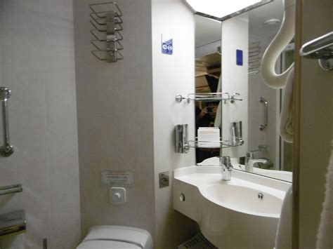 how to cruise in a bathroom cabin on norwegian spirit cruise ship cruise critic