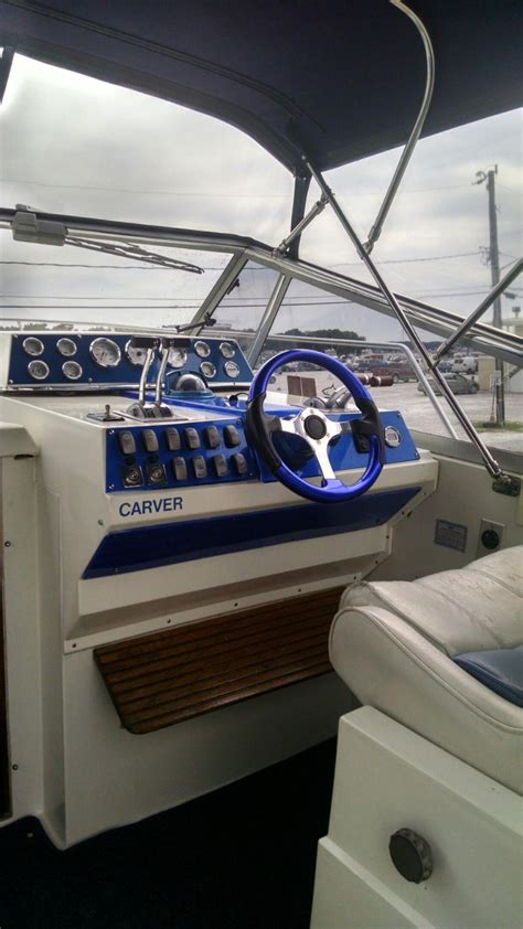 carver boat gauges carver boats 1989 for sale for 14 000 boats from usa