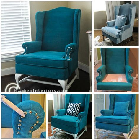 Diy Chair Upholstery by Diy Painted Upholstery
