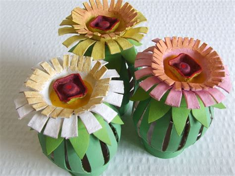 Toilet Paper Roll Flowers Craft - michele made me tutorial 1 toilet paper roll egg