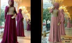 Ilma Maxy Dress Gamis Simple Polos Hijaber 1000 images about lace brokat on brokat