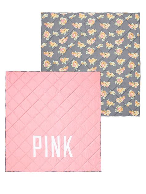 victoria secret bedding queen victoria s secret pink floral comforter bedding dorm new