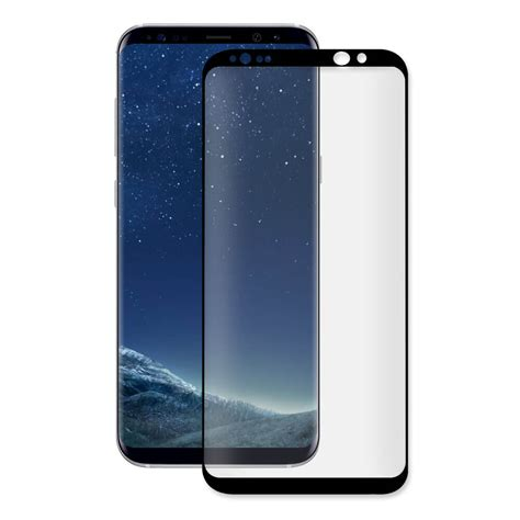 Tempered Glass 3d Samsung Galaxy S8 eiger 3d glass edge to edge curved tempered glass калено стъклено защитно покритие с извити
