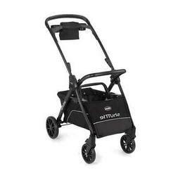 chicco shuttle caddy stroller in black chicco shuttle frame stroller black