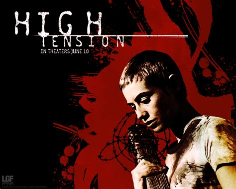 high tension wallpapers horror movies wallpaper