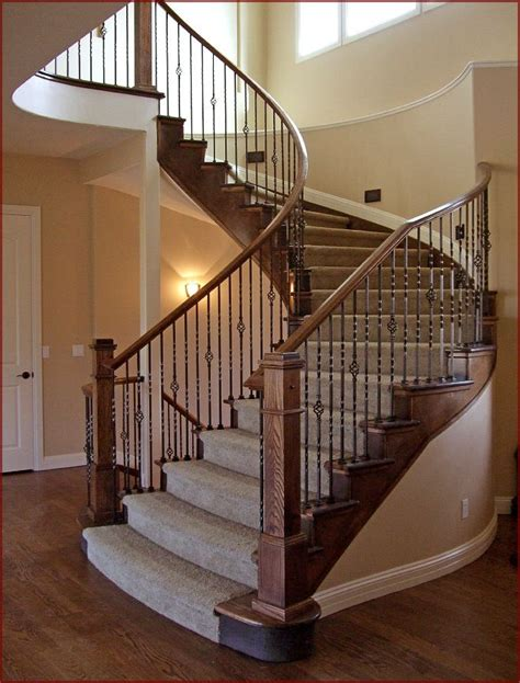 Metal Stair Banister 17 best images about rails for house on