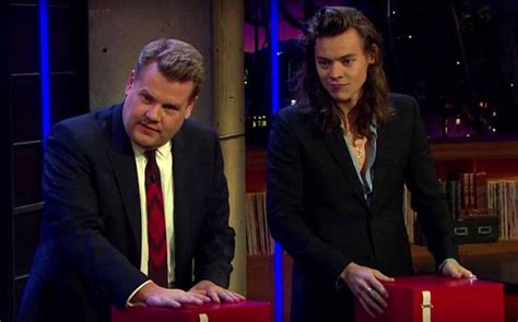 tattoo harry styles late late watch harry styles gets a tattoo on live television