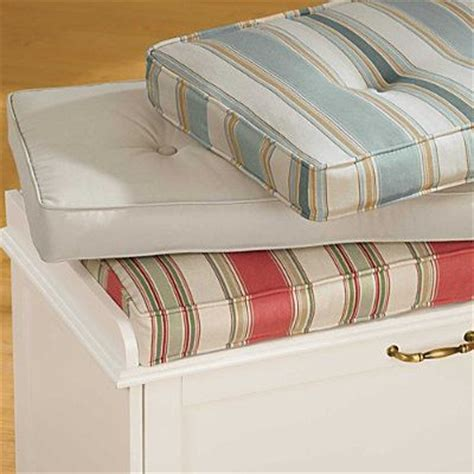 indoor bench cushions cool ideas pinterest stripes