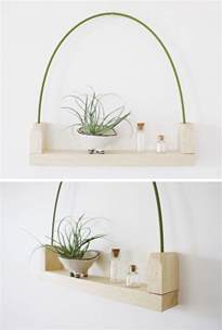 these small shelves hang on your wall just like a of