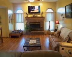 how to arrange furniture around a fireplace and tv