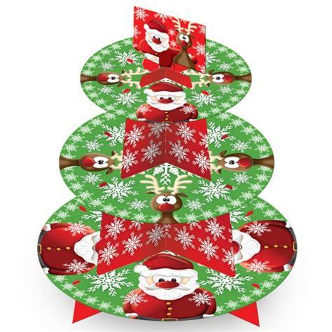 etagere weihnachten weihnachten muffin etagere