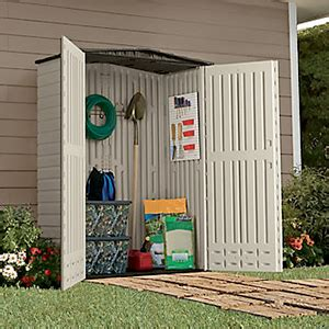 build shed walls plus floor twofeetfirst rubbermaid fg5l1000sdonx small storage shed amazon ca