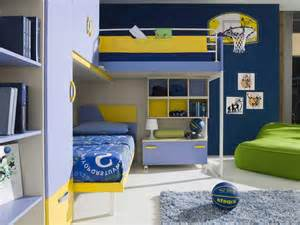Red And Blue Childrens Bedroom - colors and decorating ideas of children s bedrooms what woman needs