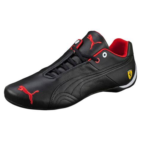 Puma Ferrari Store by Puma Ferrari Future Cat Leather Men S Shoes Ebay