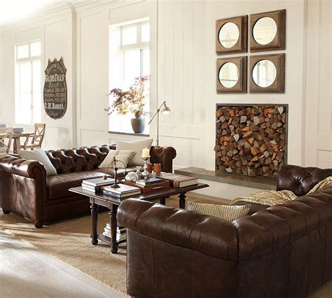 Decorating Ideas For Facing Living Room 17 Best Images About Decorating Around A Brown Sofa On