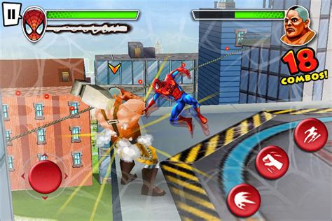 ultimate spider total apk free
