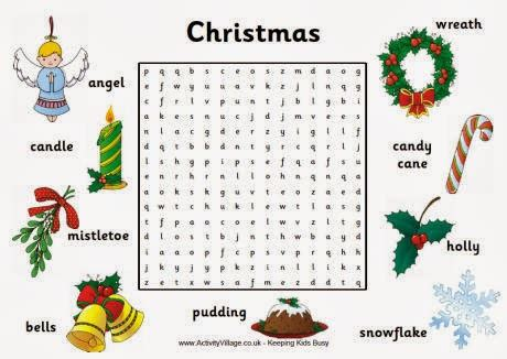 free printable christmas word search activities 5 christmas word search for kids easy