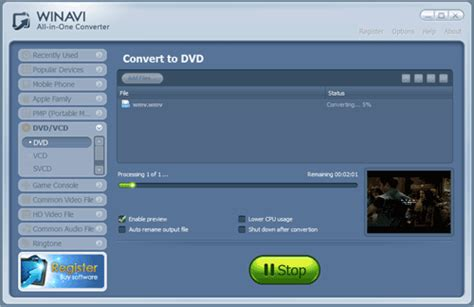 format to dvd avi to dvd format converter movie reviews
