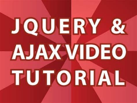 git tutorial derek banas jquery video tutorial youtube
