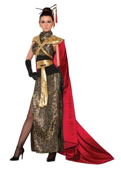 dragon emperess women costume international costumes