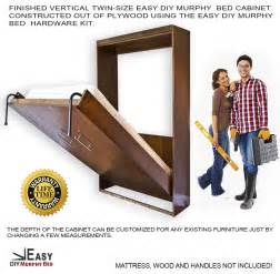 Murphy Wall Bed Kit Size Diy Murphy Wall Bed Hardware Kit For Vertical