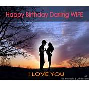 Free Romantic E Birthday Cards Pic Has Husband And Wife