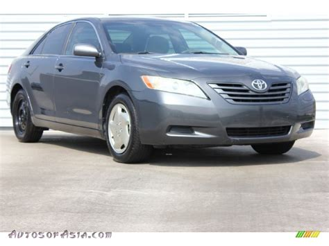 2007 Toyota Camry Le V6 2007 Toyota Camry Le V6 In Magnetic Gray Metallic 012868