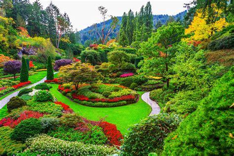 imagenes de jardines navidenos los jardines m 225 s bonitos del mundo lovely streets