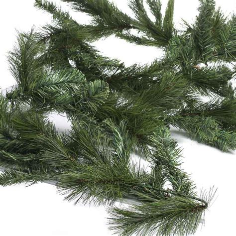 artificial evergreen garland what s new holiday crafts