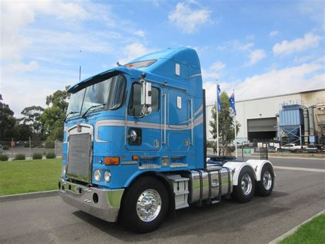 kenworth trucks laverton 2009 kenworth k108 aerodyne for sale in laverton north at