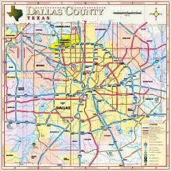 map for dallas welcome to dallas county
