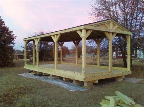 okc portable buildings pavilions decks