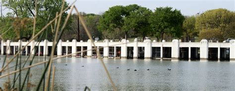 white rock boat house a tour of scenic white rock lake park old municipal boathouse