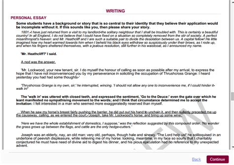 College Essay Exles Common App by Common College Admissions Essay Prompts Order Custom Essay
