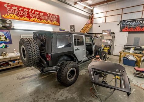 jeep wrangler raindeer yuletide my ride drivingline