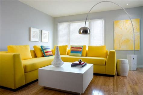 yellow couch living room brighten up your living room with 2016 stunning yellow