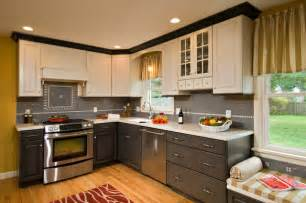 kitchens with colored cabinets multi colored kitcvhen traditional kitchen other