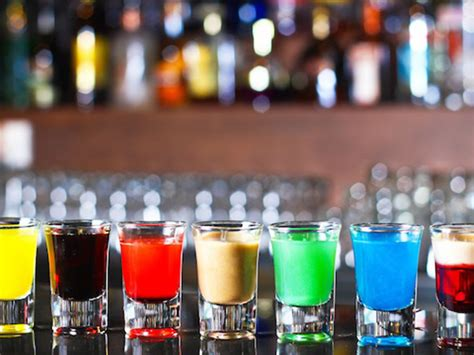 top 10 bar shots 6 shooters you must know bartender hq cocktails bar