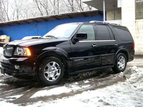 2004 lincoln navigator pics 5 4 gasoline automatic for sale