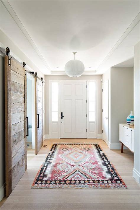 foyer rugs pink and black foyer rug contemporary entrance foyer